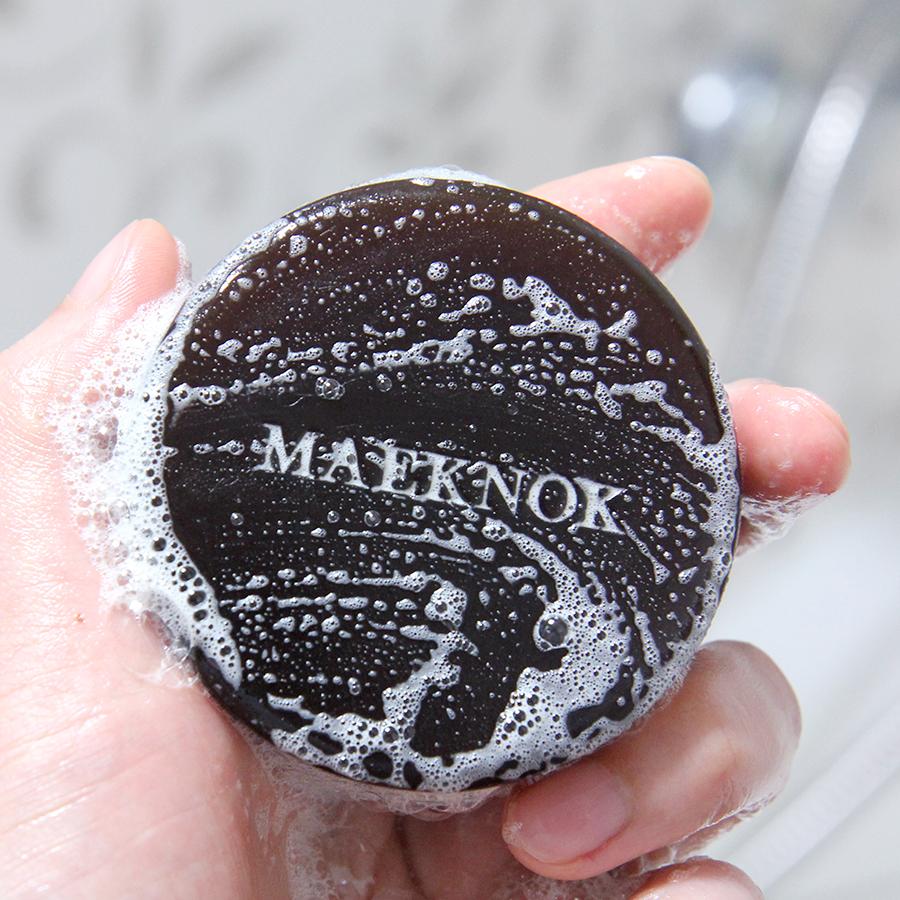 맥녹프리미엄비누 (120gx3개입) 클렌징 어성초 녹차 맥반석 울금 백년초 샴푸바 답례품