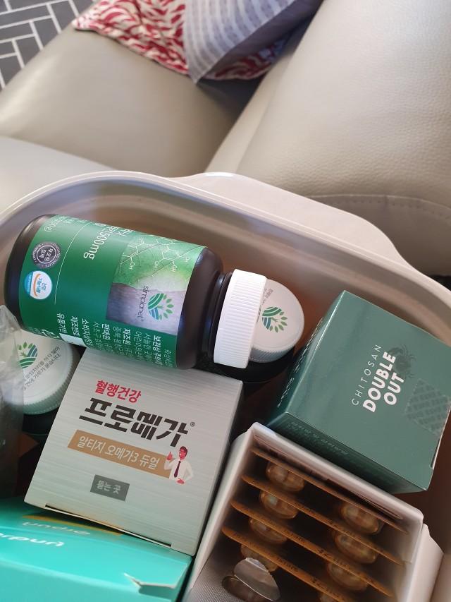 [2+1] 슬림플래닛 녹차카테킨500mg<br> 애프터밀 3개월분