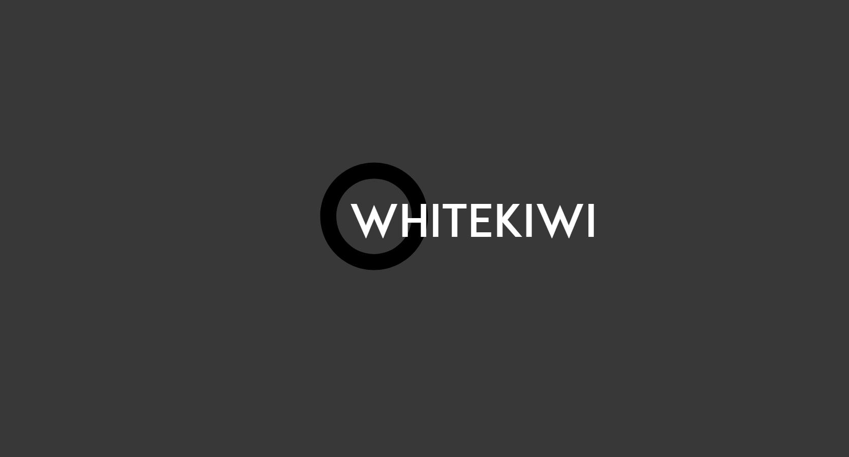 WhiteKiwi