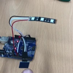 아두이노 무드등 만들기 Chapter5 / 아두이노/LED/RGB/터치센서
