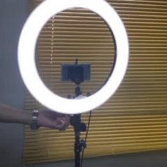 링라이트 폰촬영가능 LED링라이트 (백색,주광색)
