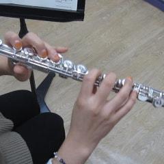 [수원 플룻학원] 동수원음악학원 플루트 연주영상/희망곡 레슨