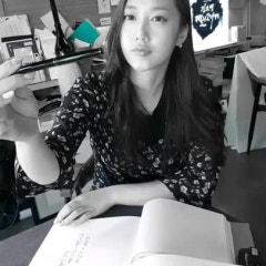 [캘리그라피 동영상] 시를 필사하는 시간. /강릉캘리그라피 /김소영캘리그라피