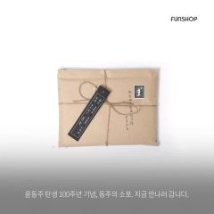 윤동주 시인 탄생 100주년 기념 <동주의 소포>