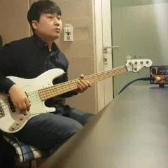 조나 닐슨(Jonah Nilsson)의 coffee break - 베이스기타 커버영상[동수원실용음악학원]