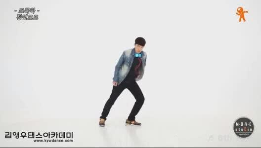 셔플댄스(Shuffle Dance) 기초#3_Twist step