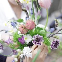 꽃 배우는 순서는 _ 전문플로리스트과정 ?