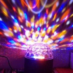 [체험단 리뷰] 미러볼로 흥부자 되기~ 사운드판다 LED 블루투스 스피커 SNP-3000