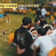 [창조의아침 기숙학원] 6월 모의고사 후 즐거운 바비큐 파티 현장!