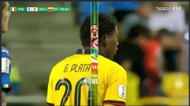 월드컵 3 4 위 전 이탈리아 대 에콰도르 하이라이트