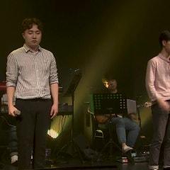 [보컬 트레이닝] 박재정 '두 남자 (Duet with 규현) 듣기/가사 발라드 추천 노래 + 얼라이브 콘서트 '두 남자' 라이브 공연 영상