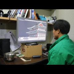근정전 3d시뮬레이션