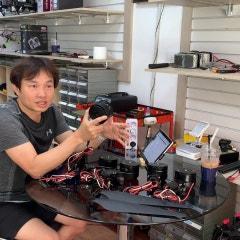 하비윙 X8 방제드론 산업드론 파워시스템 소개