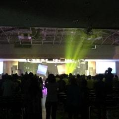 드러머리노 속리산 유스타운 침례 청소년 연합캠프