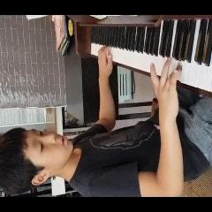 [122M] 피아노 연주