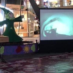 고양문화재단 '거리로 나온 예술' 샌드아트 버스킹