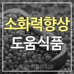 소화력 향상에 좋은 음식, 하단임플란트잘하는곳 이좋은치과에서 소개해요~!
