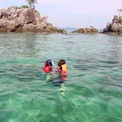 태국 푸켓 여행 - 카이섬투어-스노클링