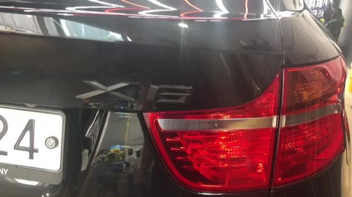 BMW X6_김해주촌광택, 김해주촌유리막코팅