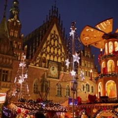 유럽 최고의 크리스마스 마켓