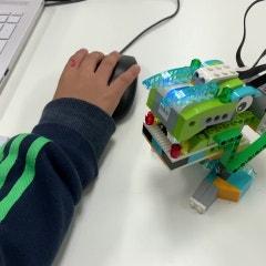 STEM(WeDo 2.0) - 박물관 (공룡로봇)