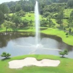 일본 벚꽃골프여행 오사카 사쿠슈무사시CC 오카야마 골프투어