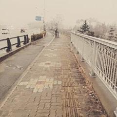 행복한 퇴근길 걷기운동_걸어서 50분!!