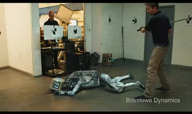 인간VS로봇