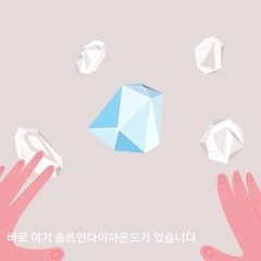 솔트인다이아몬드는 어떤 제품인가?
