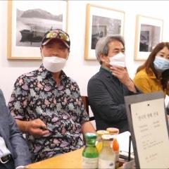 강재훈 사진전 : 들꽃 피는 학교, 분교 - 출판기념식 영상
