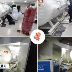 대구경북 유일 다인용 고압 산소치료기!