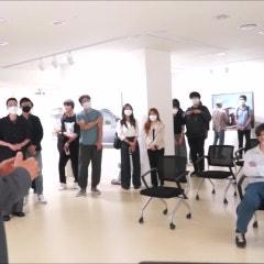 제17회 사진 비평상 수상 및 전시 - 개막식 영상