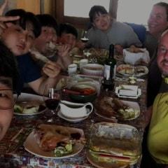 제이슨 가족과 함께