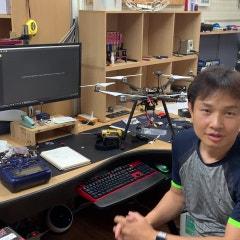 픽스호크4 드론컨트롤러로 타롯 S550 조립세팅 및 호버링 테스트