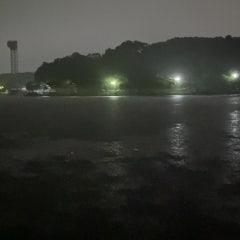 연일 국지성호우.. 가까운 거리도 우산 필수~ * 율동공원 우중운동