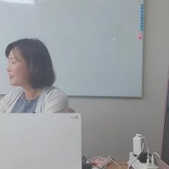 코칭 강의 중 짧은 녹화영상