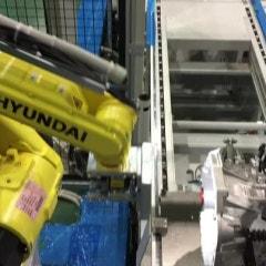 [현대로봇] 비젼을 이용한 자동차 부품 조립 검사