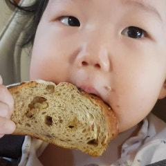 쌀빵라팡 전속모델 휘민 성장중