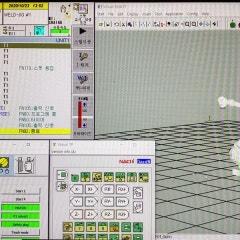 [NACHi] FD on Desk 서보건 스폿 용접 시뮬레이션