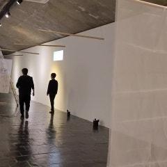 [전시]자수공간; 자신의 이야기를 수놓은 공간ㅡ코로나 대체 온라인 전시 촬영