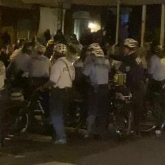 미국 필라델피아 경찰 흑인 총격사망