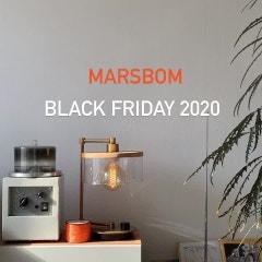 MARsboM Black Friday 2020.11.27-30 4일간 20-30% SALE
