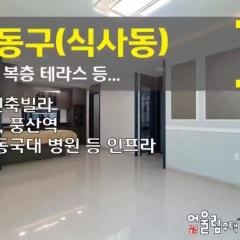 일산동구 식사동신축빌라 대단지 쓰리룸 / 투룸, 복층까지 다양한 구조