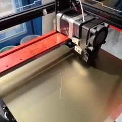 3D프린터 메이커박스, 오토레벨링 기능 업그레이드 '무척 편리하네요'