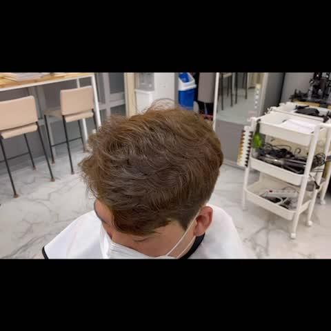 화성 남양/남양읍 미용실 H하우스 [매트브라운염색 시술영상]