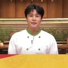 [방송]20210212 EBS 최고의 요리비결 MC 김동완 설날 인사