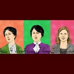 3월에 만나보는 그녀들의 이야기 #HerStory