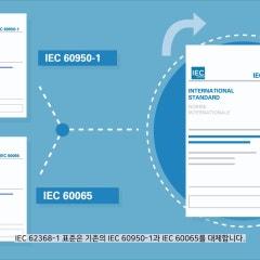 IEC / EN / UL 62368-1 오디오/비디오, IT 기기에 대한 TUV 라인란드 해외 인증 서비스