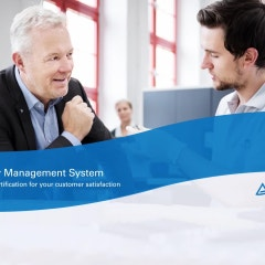 ISO 9001 품질경영시스템 인증 | TUV 라인란드