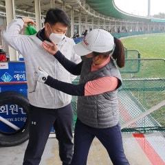 JASON'S HPGA주니어골프아카데미 롯대골프단 홍대원 선생님 골프트레이닝